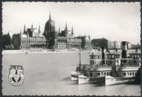4 db MODERN magyar hajók; Beloiannisz, Bulcs, Megyer, LV, LIV / 4 modern Hungarian ships