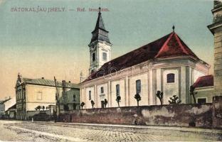 Sátoraljaújhely, Református templom