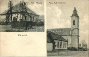 Pázmánd, Római katolikus templom és plébánia, Hangya Szövetkezet kiadása