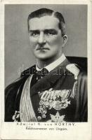 Admiral N. von Horthy. Reichsverweser von Ungarn. So. Stpl