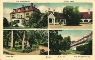 Ercsi, Gróf Wimpffen kastély, Török kút