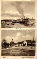 Ercsi, Hajóállomás, Gévay vendéglő (fa)