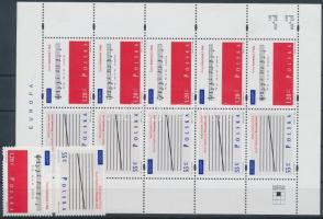 1998 Europa CEPT: Nemzeti ünnepek és ünnepnapok sor Mi 3714-3715 + kisív Mi 3714-3715