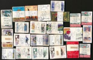 1998-1999 19 klf bélyeg 30-90-es kötegekben, összesen 960 db bélyeg (72.400)