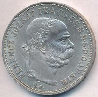 1900KB 5K Ag Ferenc József T:1-,2 kis ph. Adamo K7