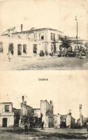 Debica, H. Hausers shop, destroyed buildings (fa)