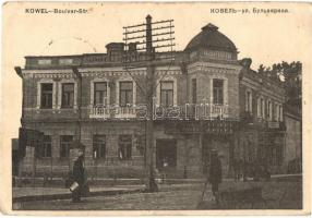 Kovel, Kowel; Boulvar Street, pharmacy