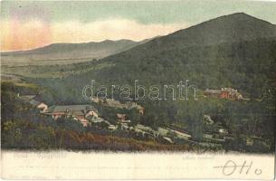Parád-gyógyfürdő, Látkép északról, Klein Mór 567.