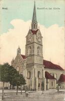 Stryi, Stryj; Kosciol rz. kat. Kirche / church