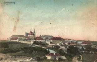 Szepeshely, Spisská Kapitula; Feitzinger Ede No. 555. (fl)