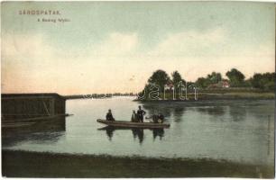 Sárospatak, Bodrog folyón (Rb)