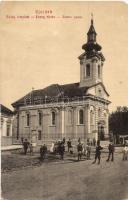 Újvidék, Novi Sad; Evangélikus templom. W. L. 266. / church (EM)