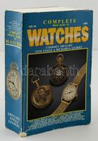 Engle, Tom-Gilbert, Richard E.: Complete price guide to watches. 1998. Kiadói papírkötés, kopottas állapotban / paperback, little damaged condition