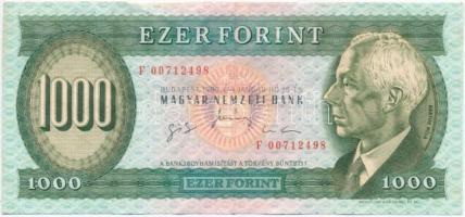 1996. 1000Ft F T:III ropogós papír