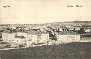 Sopron, Látkép, kiadja Piri Dániel (EK)