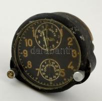 Szovjet katonai óra, nem kipróbált állapotban, d: 8 cm