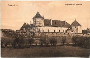 Fogaras, Fagaras; vár. Thierfeld Dávid kiadása / castle