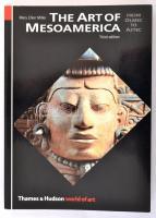 Mary Ellen Miller: The art of Mesoamerica from Olmec to Aztec.Thames&Hudson World of Art. New York, 2001, Thames&Hudson. Harmadik kiadás. Kiadói papírkötés, angol nyelven./ Paperbinding, in english language.