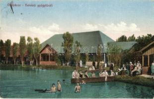 Gyopáros, Kerek-tó gyógyfürdő