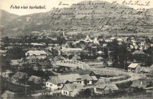 Felsővisó, Viseu de Sus; híd / bridge