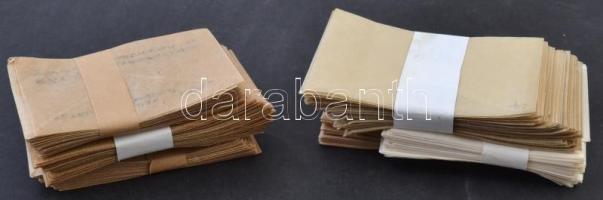 600 db pergamen boríték