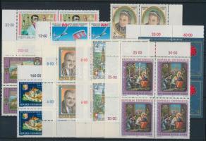 1988-1989 9 klf négyestömb