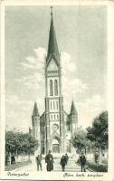 Budapest XX. Erzsébetfalva, Pesterzsébet; Római katolikus templom