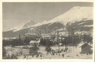 Ótátrafüred, Gerlachfalvi és Szalóki-csúcs / mountain peaks