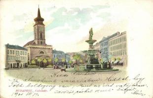 Budapest VIII. Kálvin tér (EK)