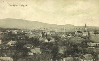 Szentendre, Izbég, kiadja Pálfy János (EK)