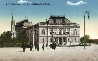 Székesfehérvár, Igazságügyi palota