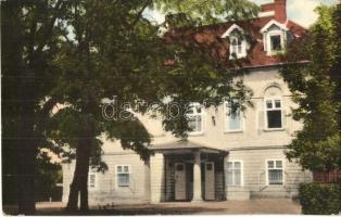 Iván, Széchenyi kastély