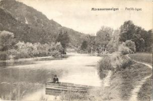 Máramarossziget, Sighetu Marmatiei; Petőfi liget / park