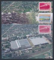 1996/9-10 2 x 8 db-os Vasút emlékív garnitúra (105.000)