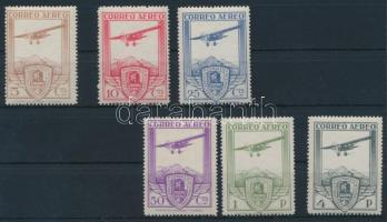Airmail set, Légiposta sor