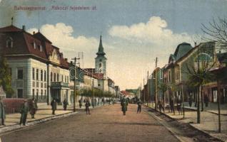 Balassagyarmat, Rákóczi fejedelem út, Székely papíráruház kiadása