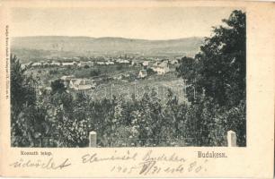 Budakeszi, Kossuth telep. kiadja Stern Jakab