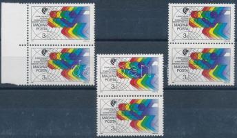 1989 3 db Atlétikai VB pár, egy lyuksorral rövidebb (9.000)