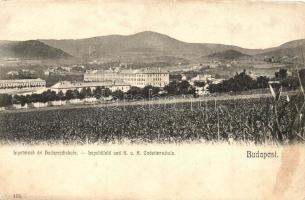 Budapest II. Lipótmező és hadapródiskola (EB)