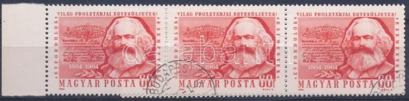 1964 Marx 5-ös csík benne ESFMÉNYEK tévnyomat (3.500)