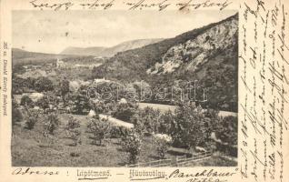 Budapest II. Lipótmező, Hűvösvölgy, Divald Károly 385. sz.