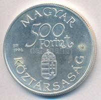 1994. 500Ft Ag Régi dunai hajók - Carolina T:BU Adamo EM134