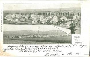 1899 Budapest III. Békásmegyer, Divald Károly 179. sz (EK)