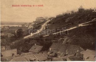 Budapest XXII. Budafok, Kálvária-hegy és stációk (vágott / cut)