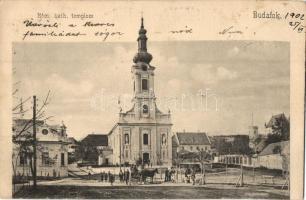 Budapest XXII. Budafok, Promontor; Római katolikus templom (EK)