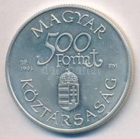 1993. 500Ft Ag Régi dunai hajók - Árpád T:BU  Adamo EM129