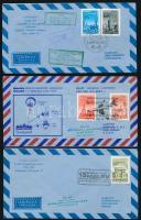 13 klf Malév első repülés boríték