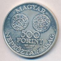 1988. 500Ft Ag Szent István T:BU Adamo EM102