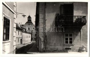 Kőszeg, Chernel utca, Róth Jenő kiadása