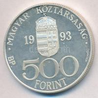 1993. 500Ft Ag Integráció Az Európai Közösségbe T:1-(PP)
